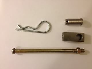 1982-1994 1st GEN S-10 CUSTOM ADJUSTABLE PUSH ROD ASSEMBLY